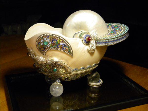 Jewelry Nautilus Cup