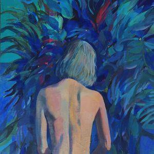 Painting Awaiting